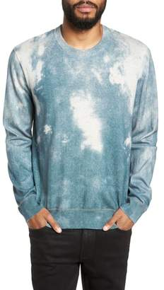 ATM Anthony Thomas Melillo Abstract Print Sweater