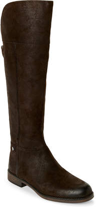 Franco Sarto Brown Christine Riding Boots