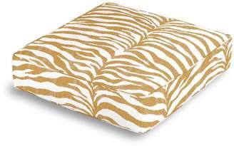 Loom Decor Box Floor Pillow Tropo - Ochre