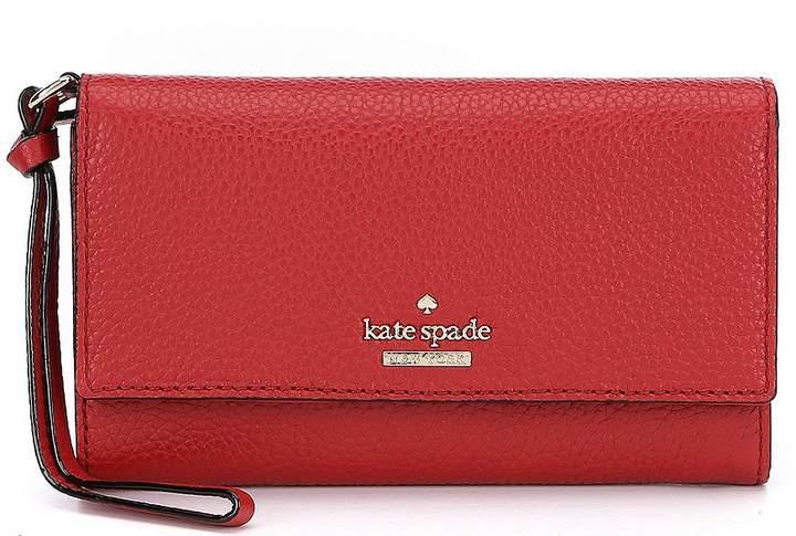 Kate Spade Jackson Street Collection Malorie Wristlet - RED CARPET - STYLE