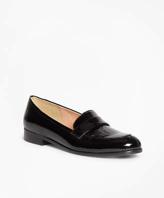 Brooks Brothers Patent Leather Loafers