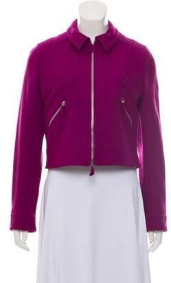 Marni Wool-Blend Short Jacket