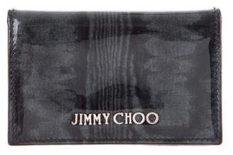 Jimmy Choo Patent Leather Card Case