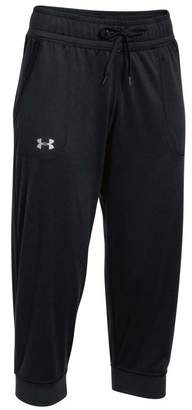 Under Armour Women's Tech Capri Pants