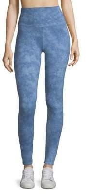 Alo Yoga High-Waist Camo Airbrush Leggings