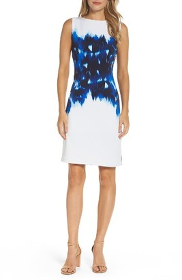 Women's Maggy London Stretch Sheath Dress $118 thestylecure.com