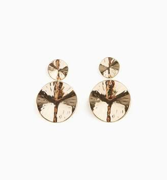 Promod Gold-coloured earrings