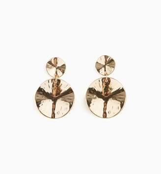 Promod Gold-coloured earrings