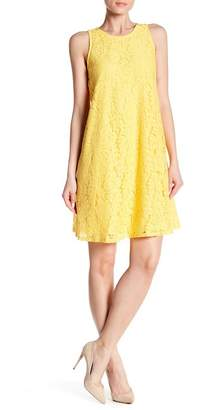 ECI Lace Swing Dress