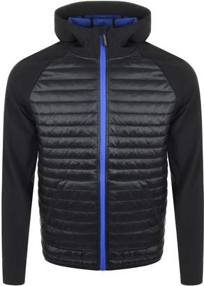 Superdry Mountaineer Softshell Jacket Black