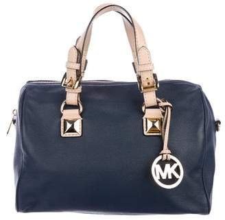 MICHAEL Michael Kors Leather Shoulder Satchel