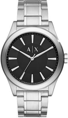 Armani Exchange Men's Stainless Steel Bracelet Watch 44mm AX2320