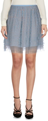 RED Valentino Knee length skirts - Item 35340023SJ