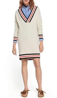 Scotch & Soda Luxury Lambswool Longline Sweater
