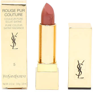 Saint Laurent 0.13Oz #05 Rouge Etrusque Rouge Pur Couture
