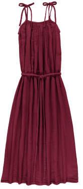 Numero 74 Mia Maxi Dress - Teen and Women's Collection Raspberry red