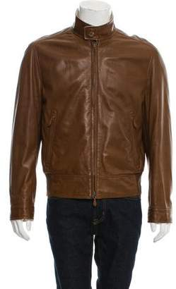 Tom Ford Reversible Leather Jacket