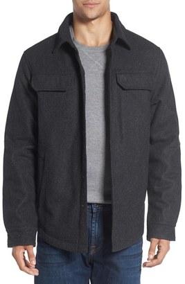Men's Prana 'Wooley' Shirt Jacket $149 thestylecure.com