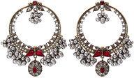 Alexander McQueenAlexander McQueen Brass Earrings