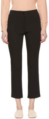 A.P.C. Black Iggy Trousers