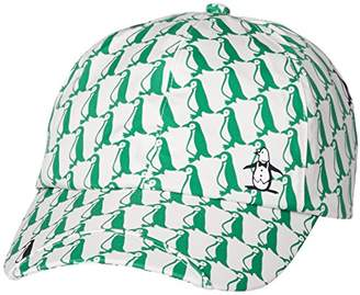 Munsingwear (マンシングウェア) - (マンシングウェア) Munsingwear(マンシングウェア) ボウシ MGCLJC11 WHGR WHGR(ホワイト/グリーン) F