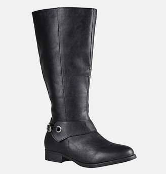 Avenue Giselle Harness Rider Boot