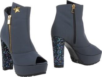 La Fille Des Fleurs Ankle boots
