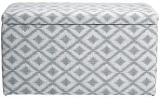 Bronx Ivy Raelynn Traditional Upholstered Storage Bench