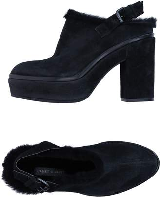 Janet & Janet Mules