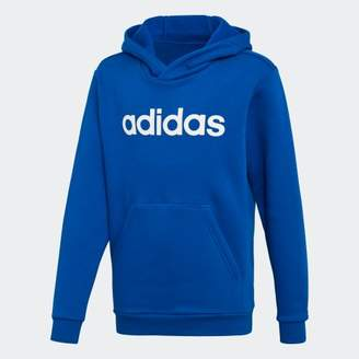 adidas (アディダス) - B ESS リニアロゴ スウェットパーカー CAMO [裏起毛]