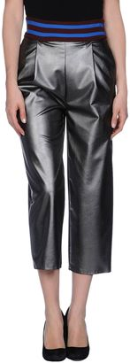 JUCCA Casual pants $192 thestylecure.com