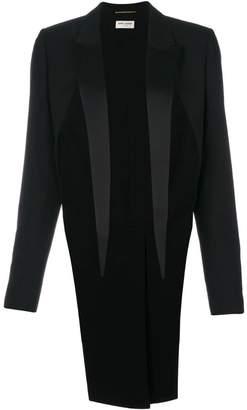 Saint Laurent cutaway blazer
