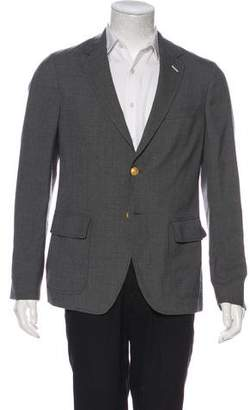 Gant Wool Two-Button Blazer