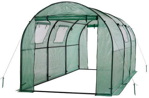 OGrow 6 Ft. W x 15 Ft. D Greenhouse