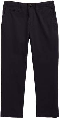 Burberry Teo Straight Leg Pants