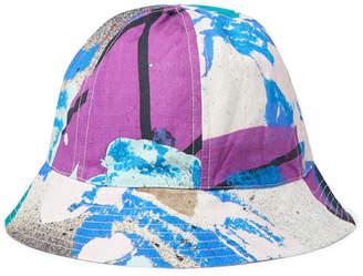 12af10602e5 Folk + Alfie Kungu Printed Linen And Cotton-Blend Bucket Hat