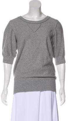 Marc by Marc Jacobs Wool-Blend Top