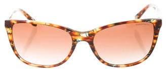 Tiffany & Co. Marble Cat-Eye Sunglasses
