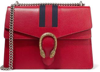 Gucci Dionysus Medium Textured-leather Shoulder Bag - one size