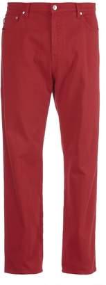 MSGM Cotton Jeans
