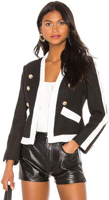 Central Park West L'Horizon Two Tone Jacket