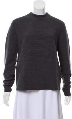 Chloé Mock Neck Wool Sweater