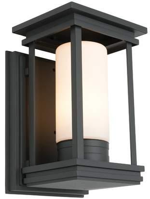 Cougar Black NOrfolk Outdoor Wall Light