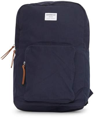 SANDQVIST Backpack Kim Blue