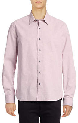 Michael Bastian Mini Gingham Sport Shirt