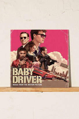 Various Artists - Baby Driver Soundtrack 2XLP