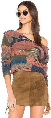 Cleobella Lani Sweater $159 thestylecure.com