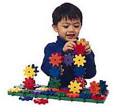 Learning Resources Gears! Gears! Gears! Beginning Builder Set