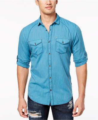 INC International Concepts I.n.c. Men's Vera Shirt, Created for Macy's