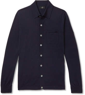 Dunhill Slim-Fit Wool Cardigan